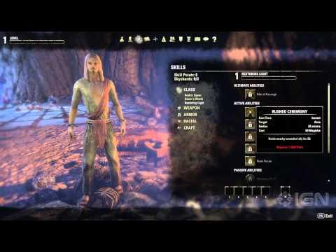 Elder Scrolls Online: Create the Best Character for Your Class - UCKy1dAqELo0zrOtPkf0eTMw