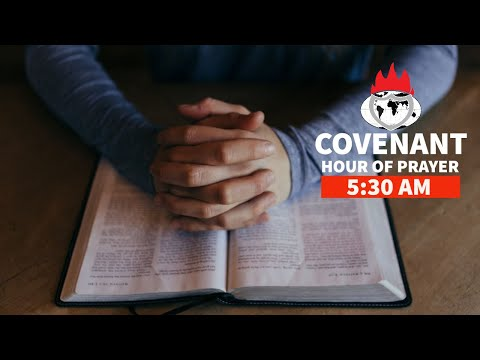 DOMI STREAM:COVENANT HOUR OF PRAYER  19, FEB. 2021  FAITH TABERNACLE OTA