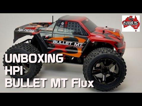 Unboxing: HPI Bullet MT Flux - UCOfR0NE5V7IHhMABstt11kA
