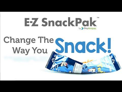 ProAmpac E-Z SnackPak