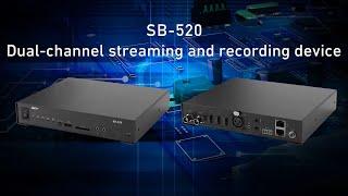 SB-520 Intro Video