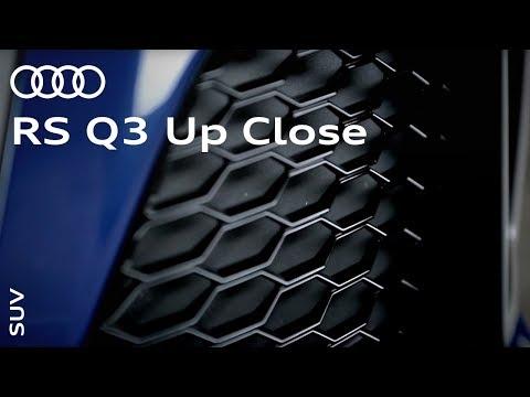 Audi RS Q3 Performance: Up close