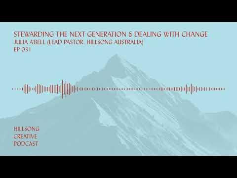 Hillsong Creative Podcast Ep 031 - Julia A'Bell