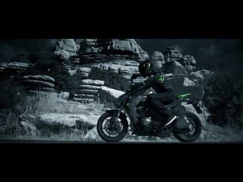 2014 Kawasaki Z1000 official video