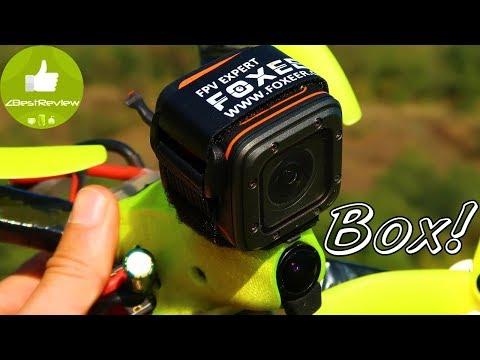 ✔ FOXEER Box - 4K Action Camera. Полный обзор + Полеты!  Surveilzone.com - UClNIy0huKTliO9scb3s6YhQ