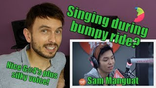 Vocal Coach YAZIK reacts to Sam Mangubat - When We Were Young