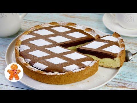Двухцветный Пирог Торт ✧ Красивый и Очень Вкусный