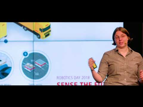 DHL Robotics Day 2018 – Melonee Wise, Fetch Robotics