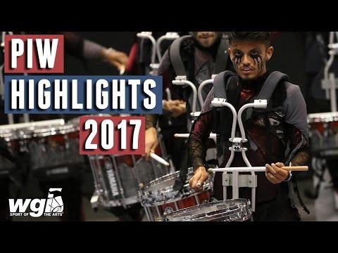WGI 2017: PIW HIGHLIGHT REEL