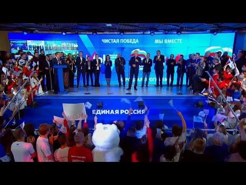 Nincs változás az orosz parlamentben