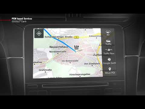 """How to Video  """"PCM based Services - Google Earth"""""""