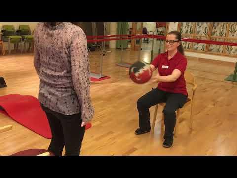 Utvärdering av träning för personer med Parkinsons sjukdom