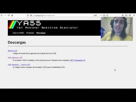 SPECTRUM - | YASS. Hazte tu propio emulador | - EFEPuntoMarcos. 2012
