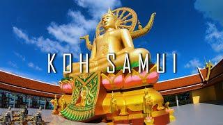 THAILAND 4K - KOH SAMUI - PART 2 - TOP TRAVEL DESTINATION - DIARY AROUND THE WORLD - TRAVEL COUPLE