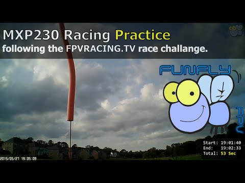 FPVRACING.TV Time Trial Course #1 - Practice - UCQ2264LywWCUs_q1Xd7vMLw