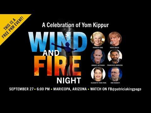 Wind and Fire Night - A Celebration of Yom Kippur