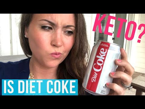 Will Diet Coke Kick You Out Of Ketosis? | How to Quit Diet Soda | Ashley Salvatori