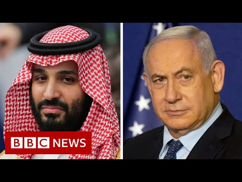 Saudi Arabia denies crown prince held 'secret meeting' with Israeli PM - BBC News