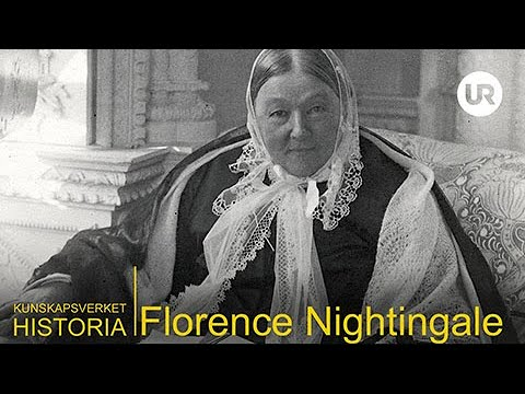 Florence Nightingale | HISTORIA | åk 7-9