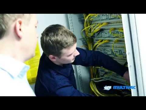 Auszubildung als Fachinformatiker, Softwareentwickler und Anwendungsentwickler bei MULTIVAC