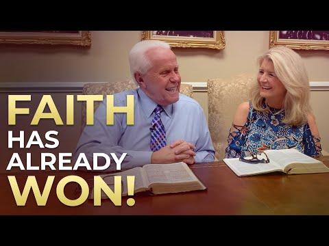 SPECIAL MESSAGE: Faith Has Already WON!