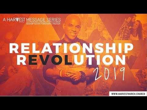 God's Blueprint for Dating & Marriage - Bishop Kevin Foreman