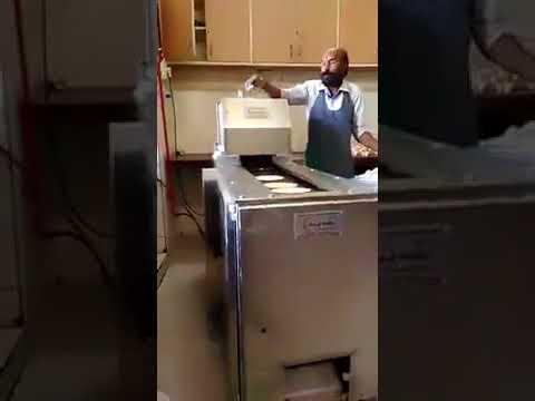 Check This Amazing Roti Maker