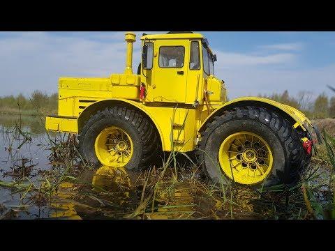 Доработка КИРОВЦА для гряземеса! Scale RC K-700 mudding. - UCvsV75oPdrYFH7fj-6Mk2wg