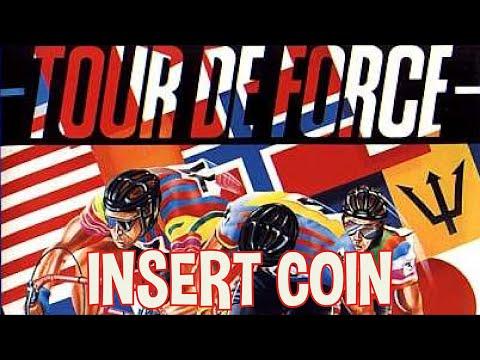 Tour de Force (1988) - ZX Spectrum - Partida Completa