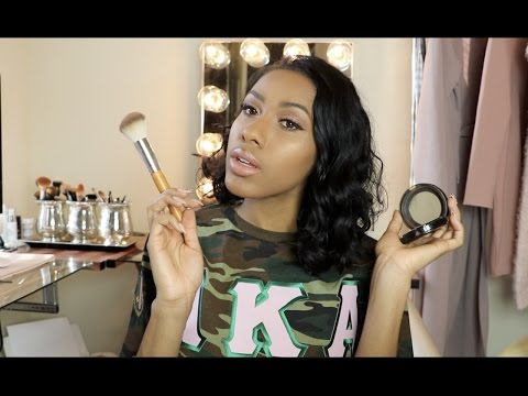 Everyday College Morning Makeup Routine 2017