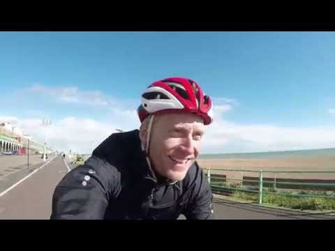 Tour of Britian Cycling Trail - Alastair Humphrey