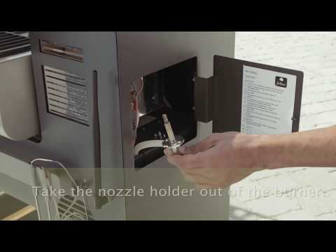 Grillson Pellet Grill: Extensiv Cleaning Nozzels | Tutorial