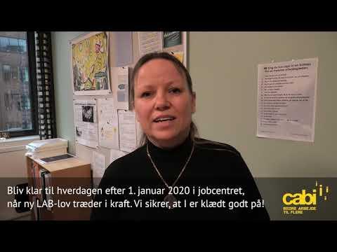 Forenklet beskæftigelsesindsats 1. januar 2020. Er I klar?