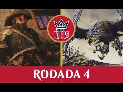 Boros Monarch VS White Weenie - Pauper Royale 3.09 - Rodada 4
