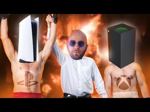 ВОТ ПОЧЕМУ PS5 ЛУЧШЕ XBOX SERIES X