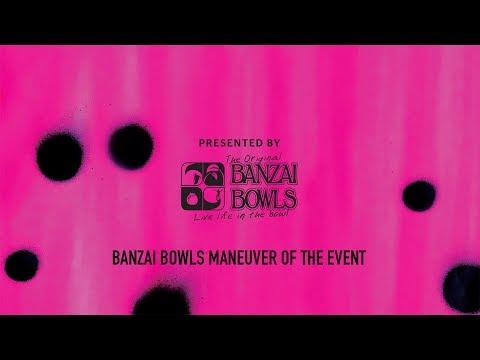 RCGS National Final | Banzai Bowls Maneuver of the Event | C-Street, Ventura, CA