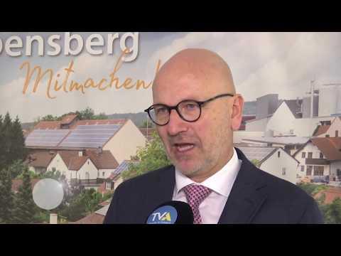 TV Aktuell Journal: Bayernwerk und Stadt Abensberg entwickeln lokalen Strommarkt