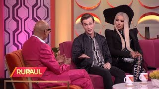 Tyler Henry on How 'RuPaul's Drag Race' Played an Integral Part in Him Being Himself