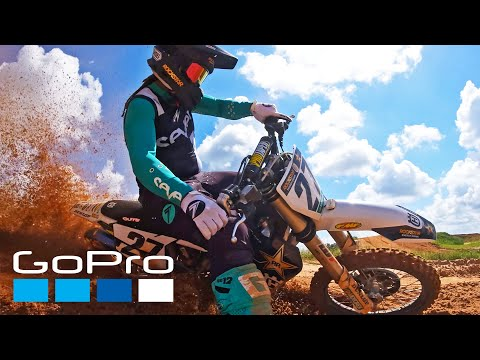GoPro HERO10: Testing HyperSmooth 4.0 on the Track with Malcolm Stewart