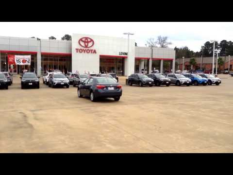 Loving Toyota | Toyotathon is On! | Lufkin, TX