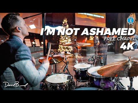 I'm Not Ashamed Drum Cover // Free Chapel // Daniel Bernard