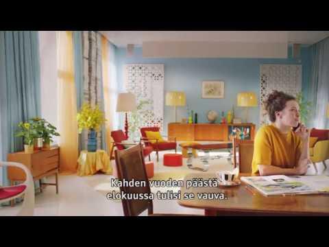 Säästöpankki Elämänvara 50s tekstitetty | Säästöpankki Sparbanken