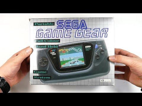 Unboxing Sega Game Gear - UCRg2tBkpKYDxOKtX3GvLZcQ