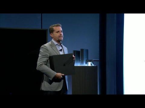 Sony unveils PlayStation 4 Pro (CNET News) - UCOmcA3f_RrH6b9NmcNa4tdg
