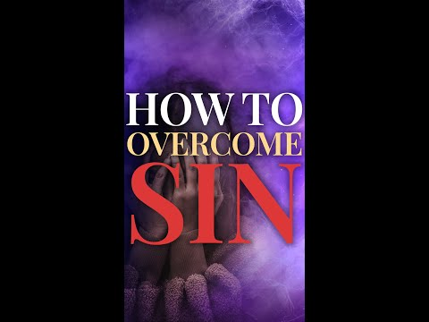 How Do You Overcome Habitual Sin? (A Powerful Key)