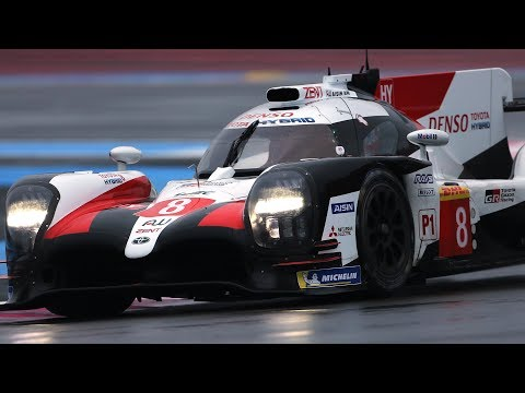 How Does the TS050 Hybrid Work?