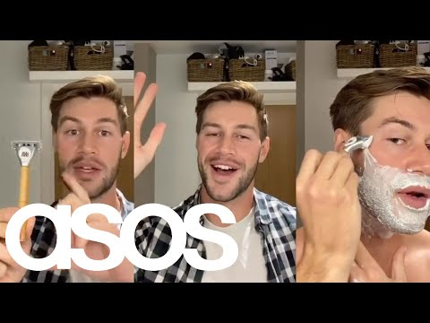asos.com & Asos Discount Code video: #AtHomeWithASOS✨Keep up with your shaving routine with asos_lex