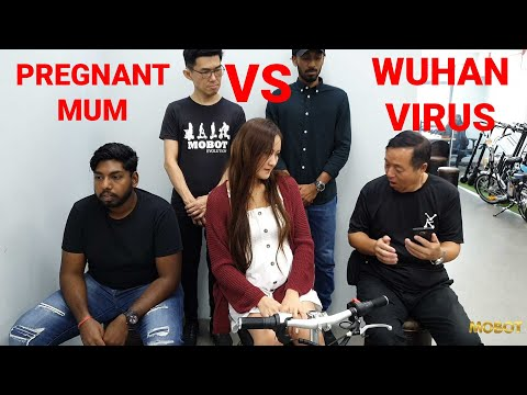 Pregnant Mum VS Wuhan Virus