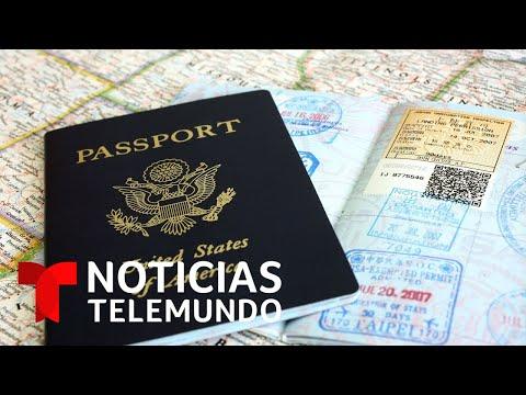 ¿Cuánto tiempo debo esperar para pedir nueva visa H-2B? | Noticias Telemundo