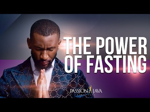 The Power Of Fasting  Prophet Passion Java
